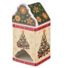 Банка для чайных пакетиков Christmas Сollection Елка
