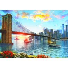 Пазл Educa Бруклинский мост (4000 шт.)