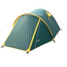 Зеленая палатка RockLand Pamir 2+