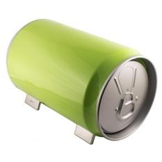 Зеленый футляр для CD дисков Банка