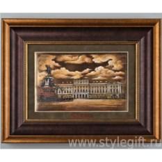 Панно-гравюра Мариинский дворец