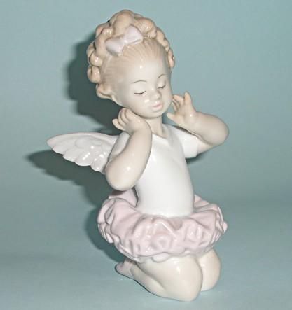 Статуэтка ангела Крылатая прима