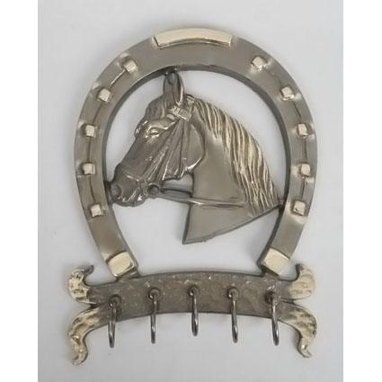 Ключница из бронзы Virtus «Подкова»
