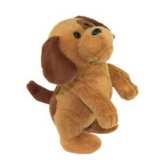 Мягкая поющая игрушка Ласковый щенок