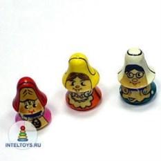 Детский пальчиковый театр «Красная шапочка»