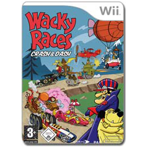 Wacky Races Crash  Dash