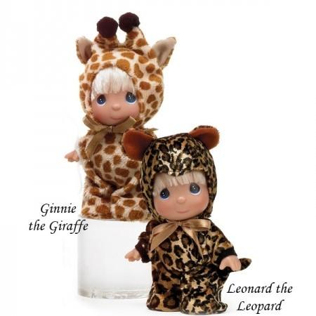 Кукла Leonard the Leopard - Call of the Wild