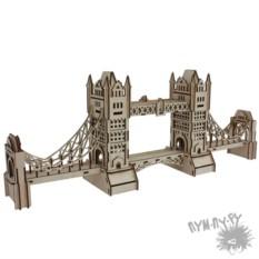 Развивающий конструктор Тауэрский мост