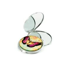 Карманное зеркало Бабочка