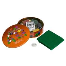 Набор для покера на 120 фишек Holdem Light