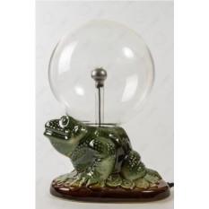 Большой плазменный шар Денежная жаба