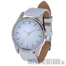 Часы Mitya Veselkov Классика на белом