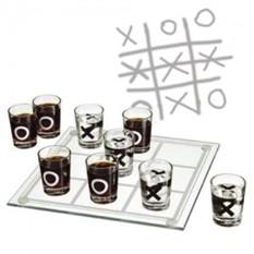 Алкогольная игра Пьяные крестики-нолики