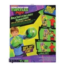 Надувные тренировочные перчатки Черепашки Ниндзя