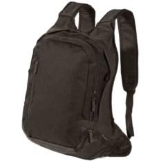 Черный рюкзак с отделением для ноутбука