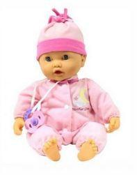 Коллекционная кукла «Малыш с волшебным ночником»