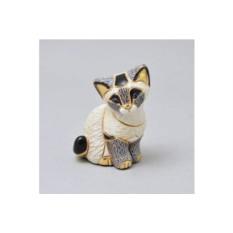 Керамическая статуэтка Сиамский котёнок