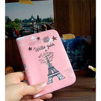 Обложка для паспорта Eiffel tower