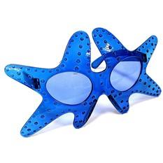 Очки Морские Звезды синие