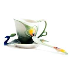 Подарочный чайный набор Павлин