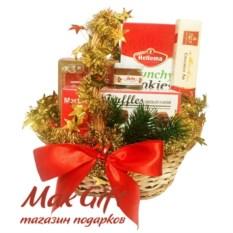Подарочная корзина Рождественский презент