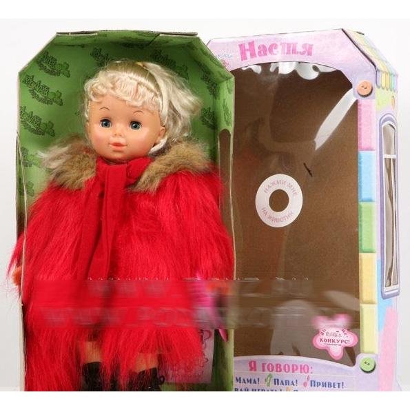 Кукла «Настя»