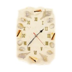 Настенные часы Ракушки