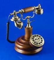 Телефон в стиле ретро Воспоминание