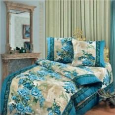 Постельное белье Синий гобелен