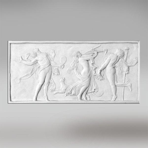 Барельеф «Танец Вакханалии»
