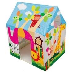 Детский игровой домик-коттедж Intex