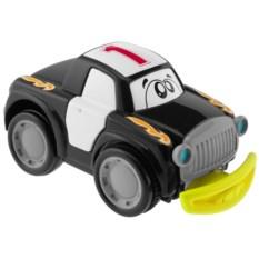 Машинка Chicco Turbo Touch Crash черного цвета