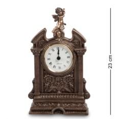 Часы в стиле барокко Амур