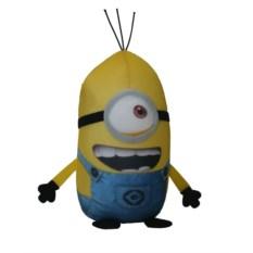 Мягкая игрушка-подушка антистресс Кевин смеется