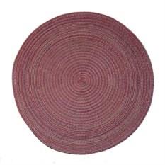 Фиолетовая салфетка Pisa d 38 см