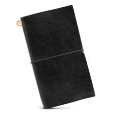 Блокнот Manekibook Black