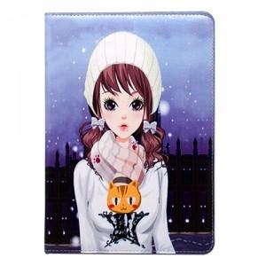 Чехол для iPad mini Snow, серия Kawaii Girl