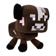 Мягкая игрушка Minecraft Корова