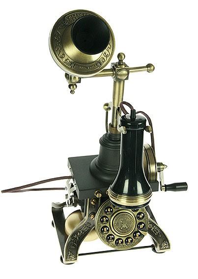 Телефон в стиле ретро Retrotelefon
