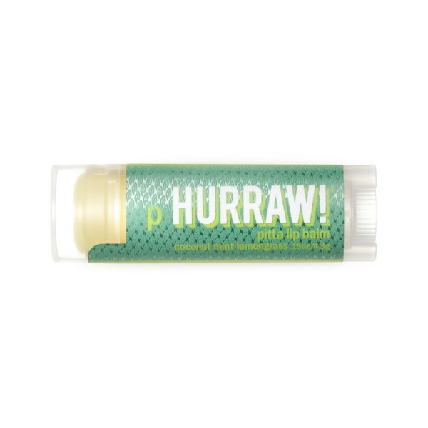 Бальзам для губ Hurraw! Pitta Lip Balm