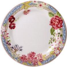 Обеденная тарелка Gien Многоцветие
