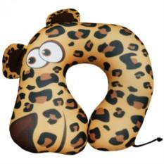 Подушка под шею Леопард
