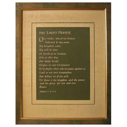 Картина «Молитва лордов»