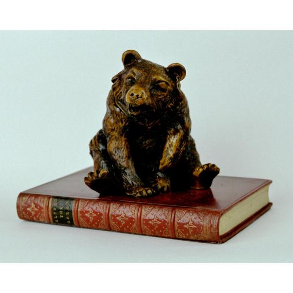 Пресс для бумаг «Медведь»