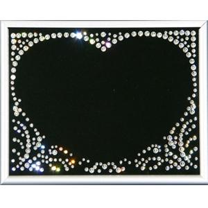 Рамка для фото с кристаллами