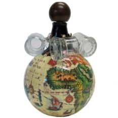Бутыль для вина Мир с 4 рюмками