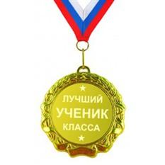 Медаль Лучший ученик класса