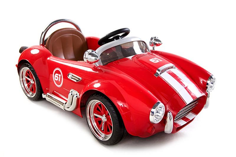 Детский электромобиль Shelby Cobra D8090