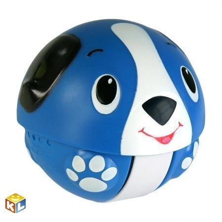 Развивающая игрушка Хохотунчик - пёсик