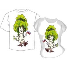 Парные футболки Березки